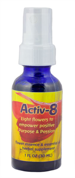 Activ-8 Your New Year's Resolutions