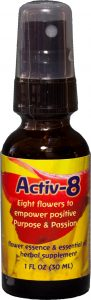 1 oz spray bottle of Activ-8
