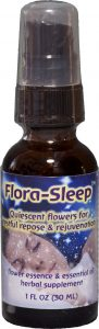 1 oz spray bottle of Flora-Sleep