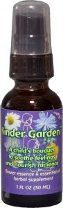 1 oz spray bottle of Kinder Garden