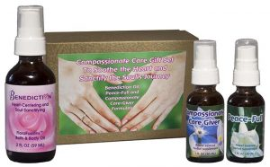 compassionate care gift set